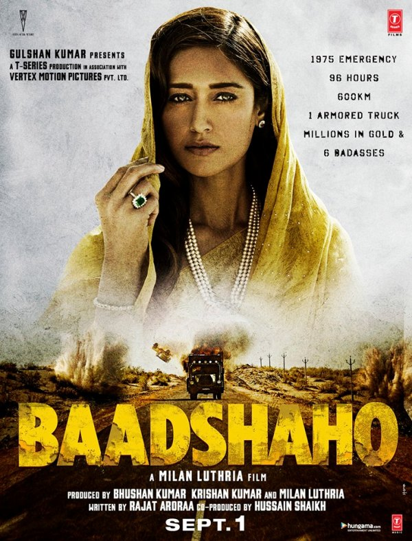 baadshaho first look ileana
