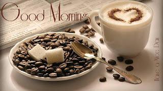 صباح الخير بالانجليزي good morning