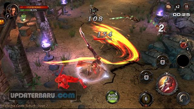 game Cry(크라이) Dark Rise of Antihero Versi English Apk v1.3.7 Terbaru Android Cheat hack mod