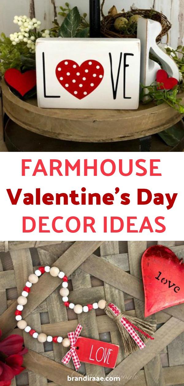 Brandi Raae Valentine S Day Farmhouse Decor