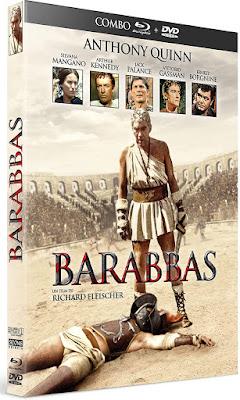 Barabbas Blu-ray CINEBLOGYWOOD