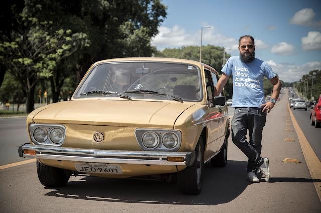 Campanha de arrecadação de alimentos - Minha Brasília