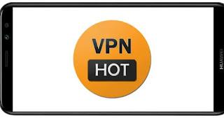 تنزيل برنامج Hot VPN Paid mod premium مدفوع مهكر بدون اعلانات بأخر اصدار من ميديا فاير