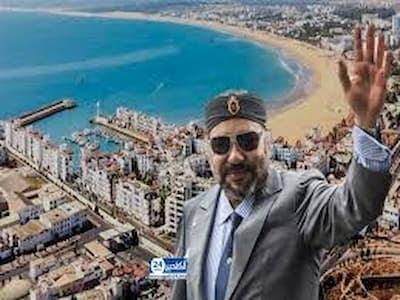 إستنفار في صفوف المسؤولين بأكادير مع قرب زيارة ملكية لتفقد سير مشاريع التنمية الحضرية