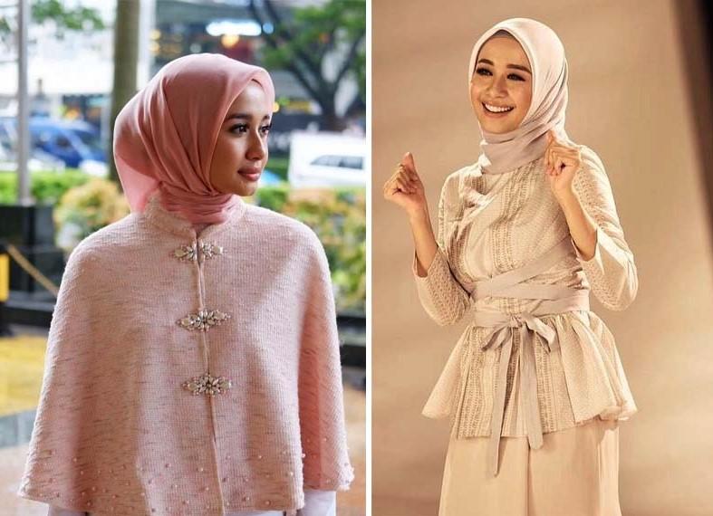 Contoh Soal Dan Materi Pelajaran 5 Model Hijab Laudya Chintya Bella Dan Cara Memakainya