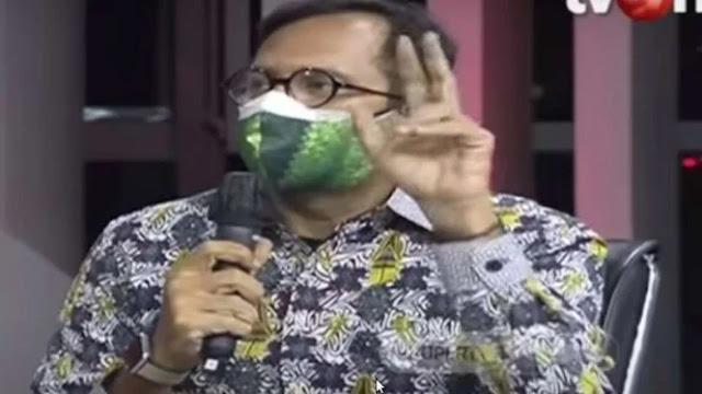 Dilaporkan Luhut, Pengacara Haris Azhar: Membungkam Suara Kritis
