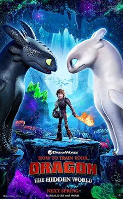 How to Train Your Dragon 3 2019 Dual Audio Hindi 480p HDTC 300mb