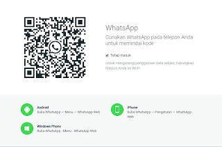 Cara Login Di Whatsapp Web Tanpa Scan Barcode