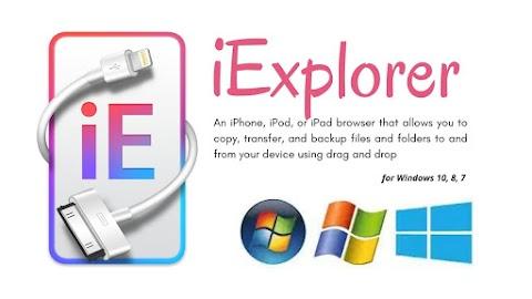 iExplorer Download Lates Version for Windows