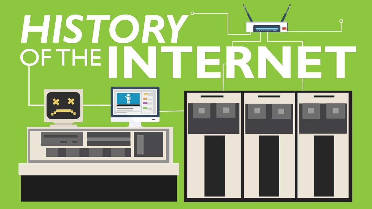 Menelisik Sejarah Internet Dunia