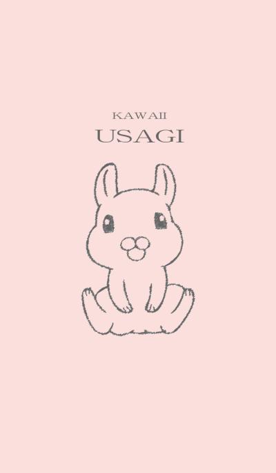 KAWAIIUSAGI