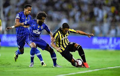مشاهدة مباراة الهلال والاتحاد بث مباشر اليوم 21-9-2019 في الدوري السعودي