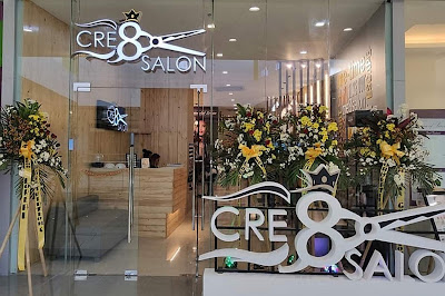 CREATE HAPPINESS WITH 'CRE8 SALON' AT SM CITY SAN JOSE DEL MONTE!