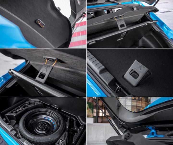 Đánh giá Toyota Corolla XSE Hatchback 2020 – nội thất sang hơn