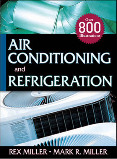 "Air Conditioning and Refrigeration"" pdf - By Miller"
