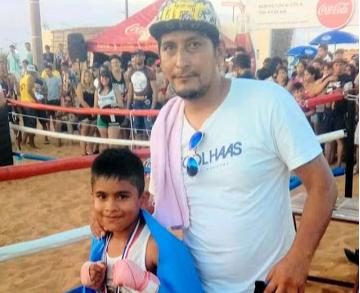 El pequeño Joaquín Cruz nos representará en un certamen internacional en Perú