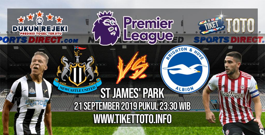 Prediksi Newcastle United VS Brighton 21 September 2019