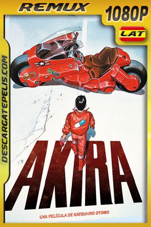 Akira (1988) 1080p BDRemux Latino – Japones