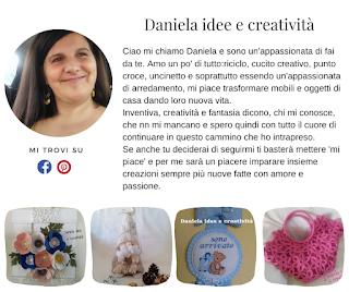 Biografia di Daniela Idee e creatività - Daniela Gallo