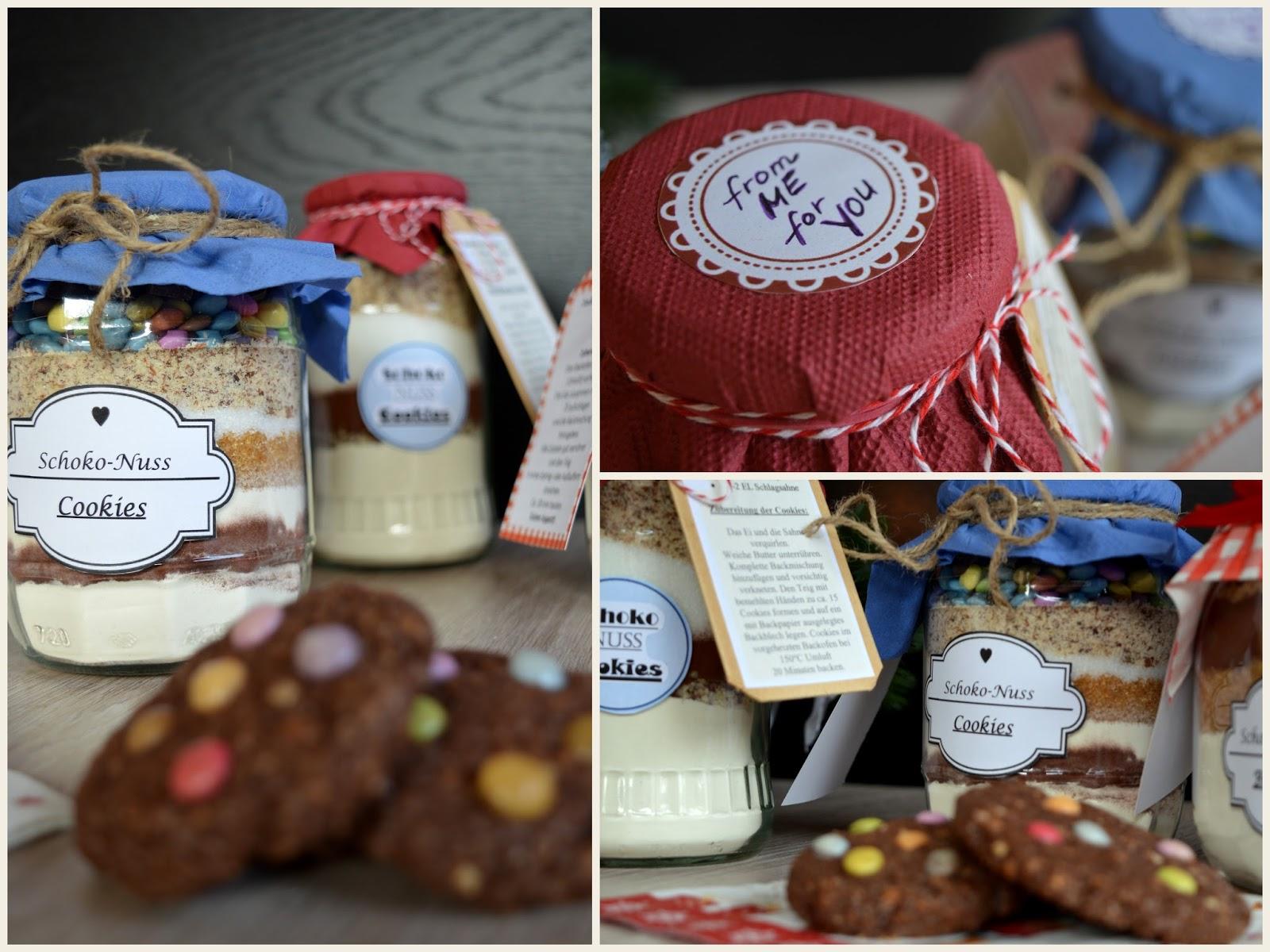 Julias zuckersüße Kuchenwelt: Geschenke aus der Küche - \