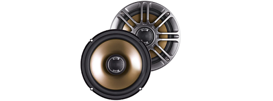 Polk Audio DB651 6.5-inch 2 Way Coaxial Speakers