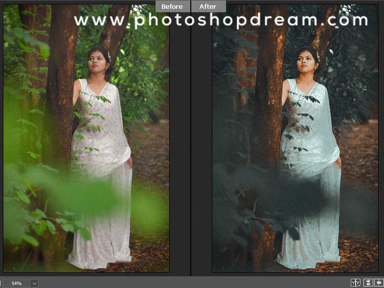 New 18 Premium Photoshop Camera Raw Presets Free Download