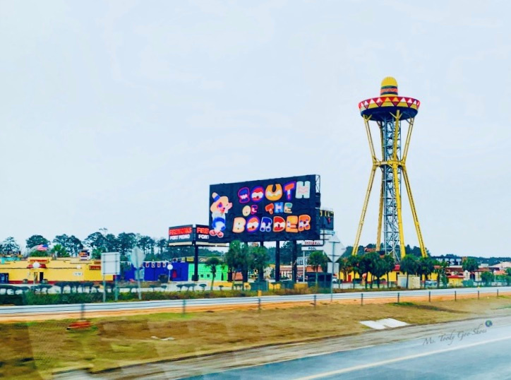 Photo Diary: South Of The Border, South Carolina | Ms. Toody Goo Shoes
