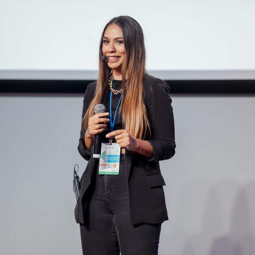 Photo of Laura Morinigo