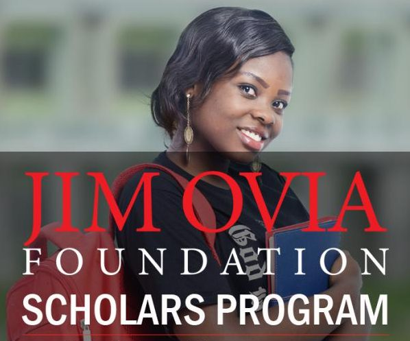 Apply for 2019 Jim Ovia Scholarship Program for Nigerian Students