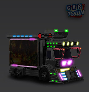 Cie Games Deco-Truck 2013 World of Warcraft