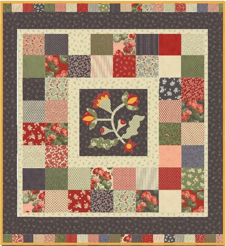 Jan Patek Front Porch Fabric