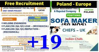 Assignment Abroad Job Alert PDF