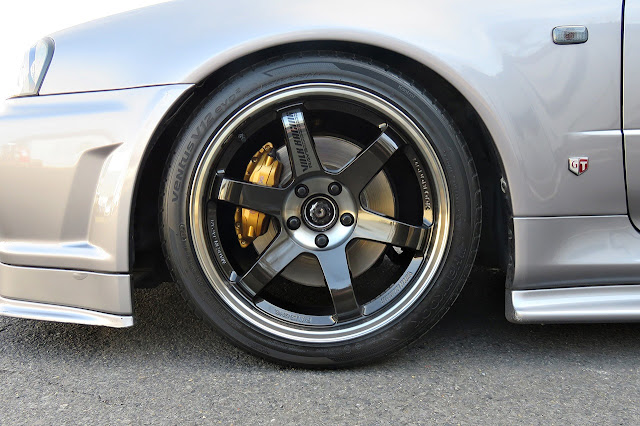 NISSAN Skyline R34 GTR V Spec For Sale by Toprank