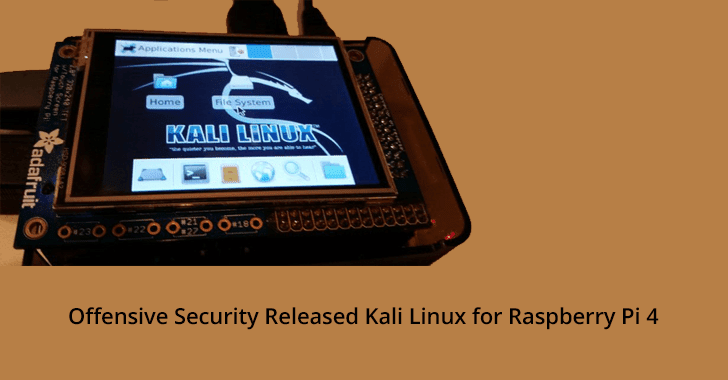 Building a Hacking Kit with Raspberry Pi and Kali Linux