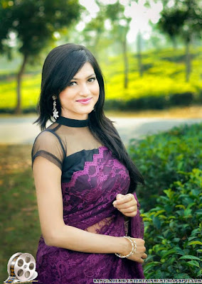 Bangladeshi Model Actress Nadia Afrin