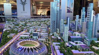 Egypt Is Getting A New Capital - Courtesy Of China