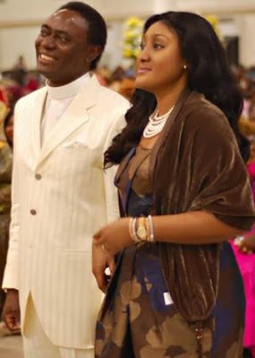 pastor chris okotie new wife