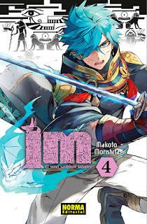 """Reseña de """"Im ~ El Sumo Sacerdote Imhotep"""" (Im~イム~) vols. 4 y 5 de Makoto Morishita - Norma Editorial"""