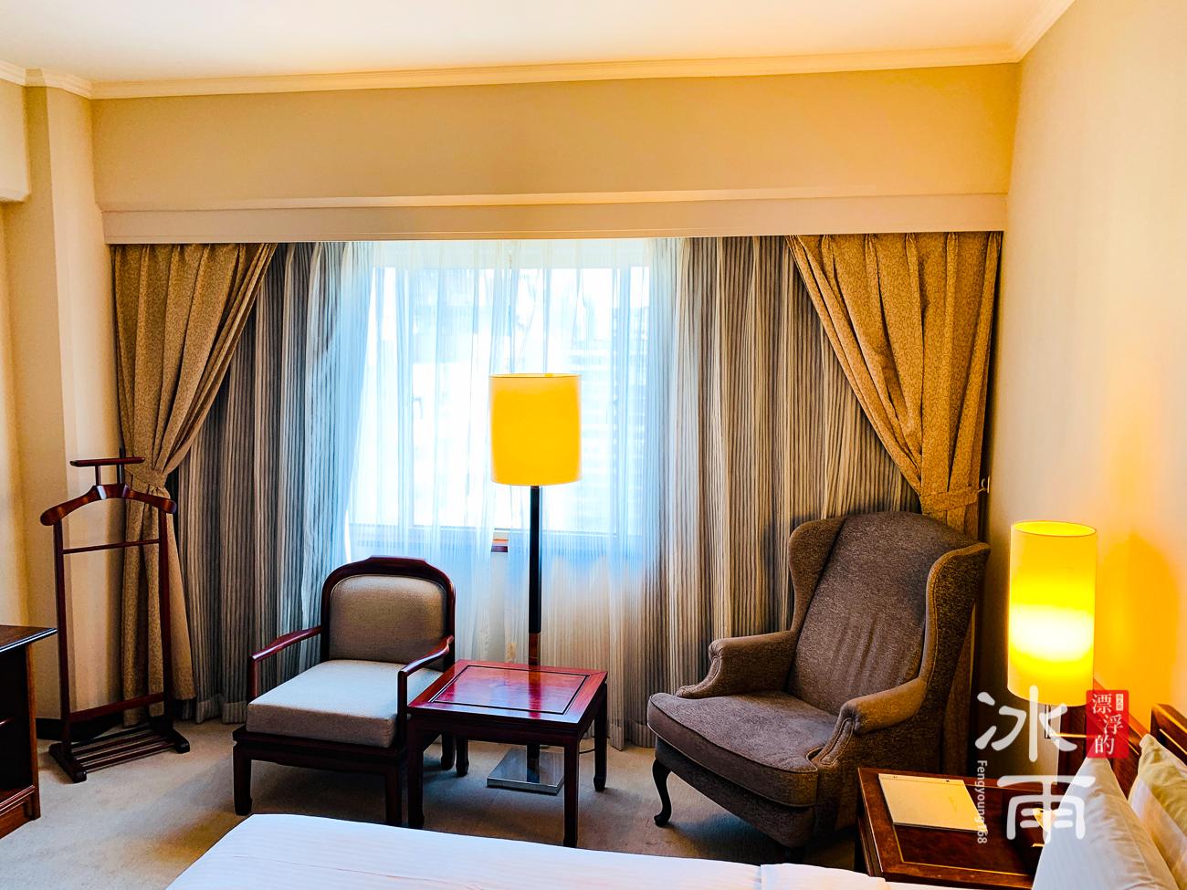福華大飯店|窗邊座位