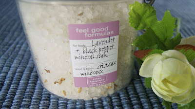 Arran Aromatics Lavender & Black Pepper Mineral Soak Review