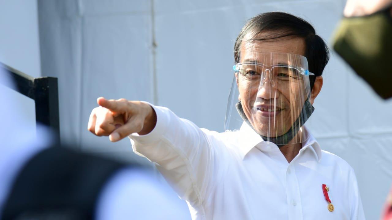 Ada 7 Investor Asing Masuk Indonesia, Jokowi Senang