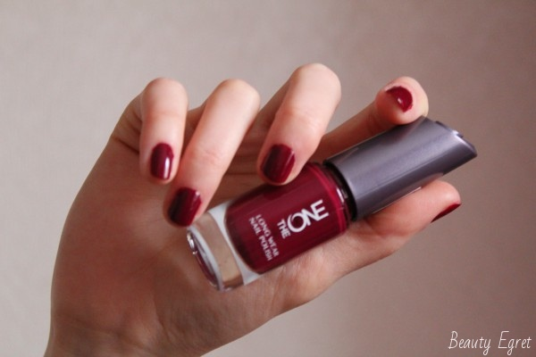 the one oriflame ruby rouge