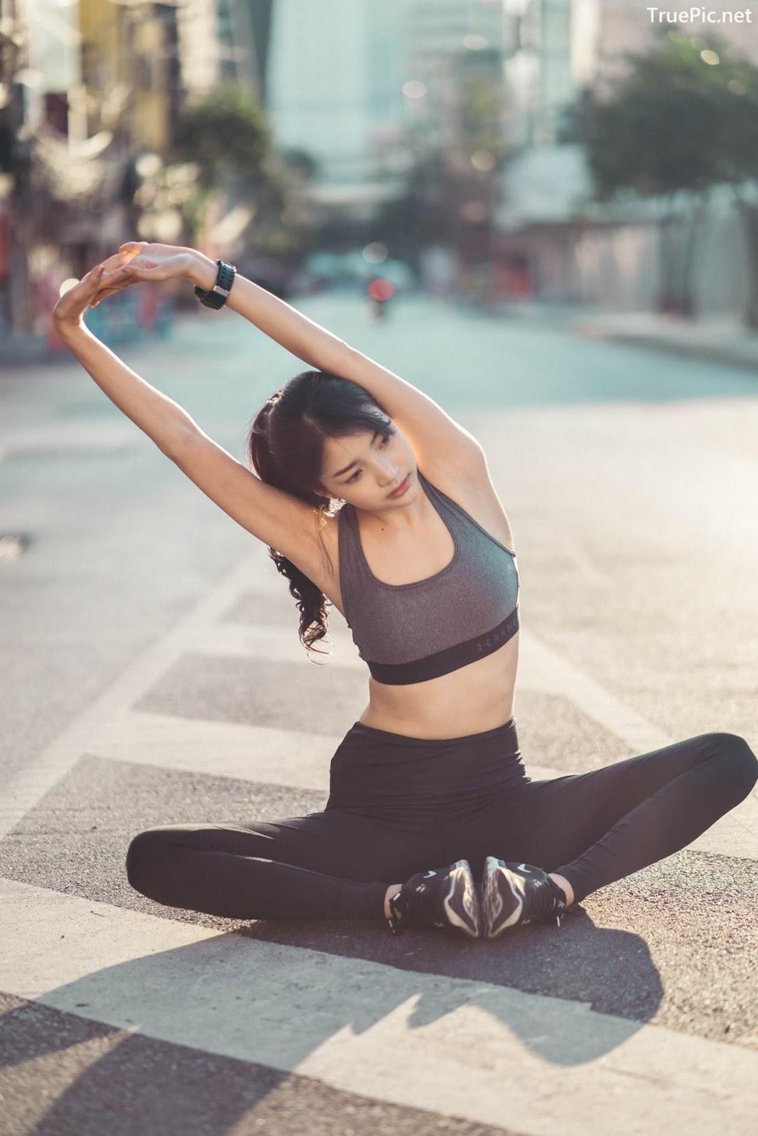 Image-Thailand-Pretty-Model-Anun-Sasinun-Beautiful-Fitness-Girl-TruePic.net- Picture-1