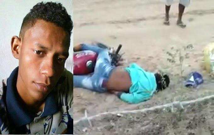 Quatro homens matam jovem na zona rural de Inajá, no Sertão de PE