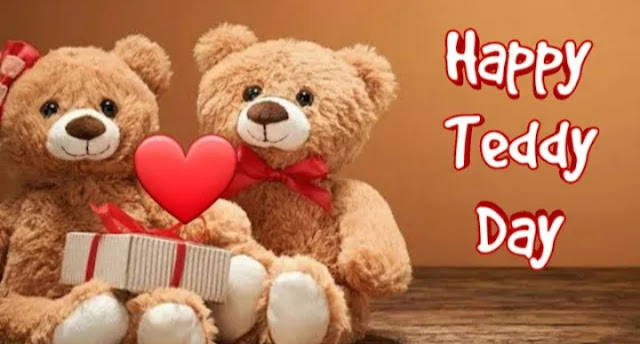 Teddy day status