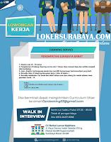 Walk In Interview at CV. Berkat Lancar Sejahtera Surabaya Barat Juni 2020