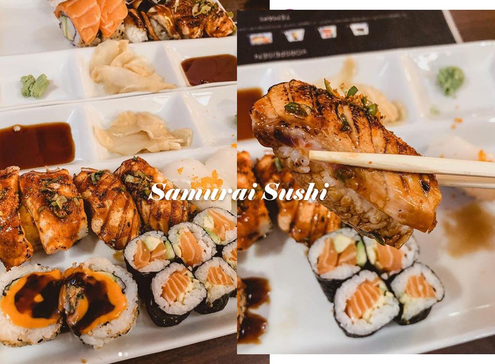 Samurai Sushi Frankfurt am Main