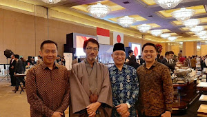PPWI Chairperson Meets with Mr. Keiichi ONO in Jakarta