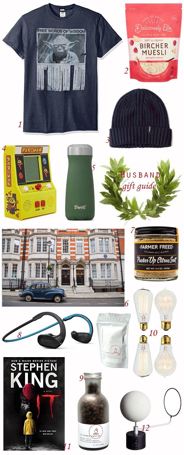 exPress-o: Christmas Gift Guide #6: Husband