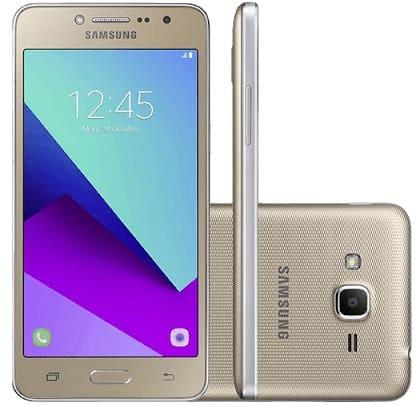Foto do Smartphone Samsung Galaxy J2 Prime TV SM-G532M 16GB